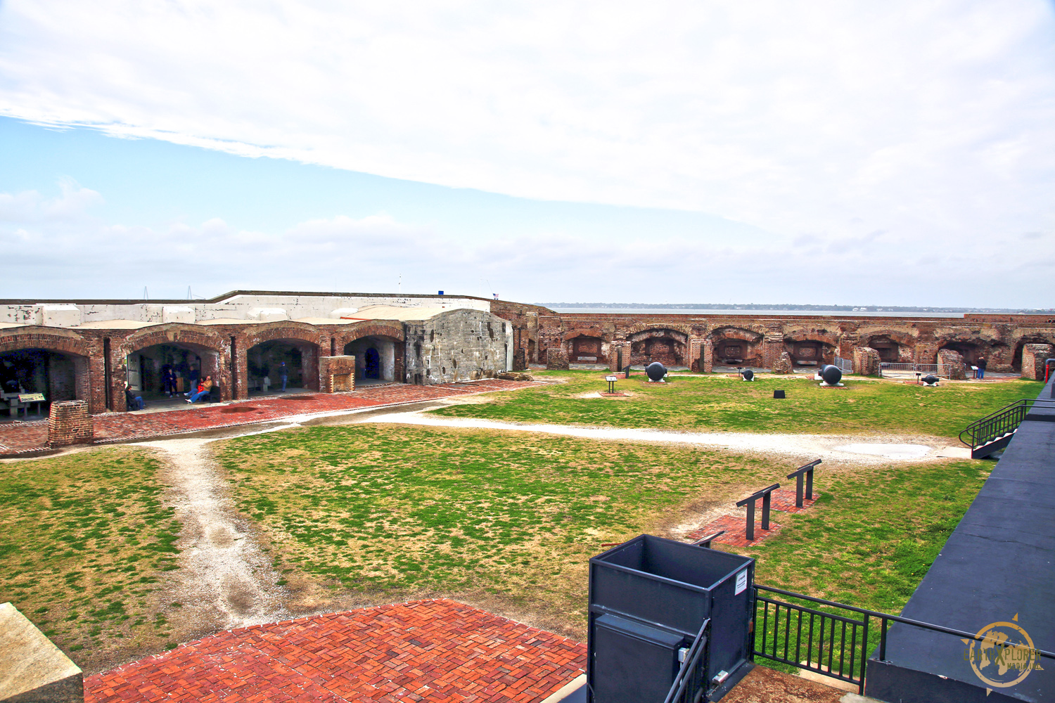 Fort Sumter Charleston South Carolina 4.jpg