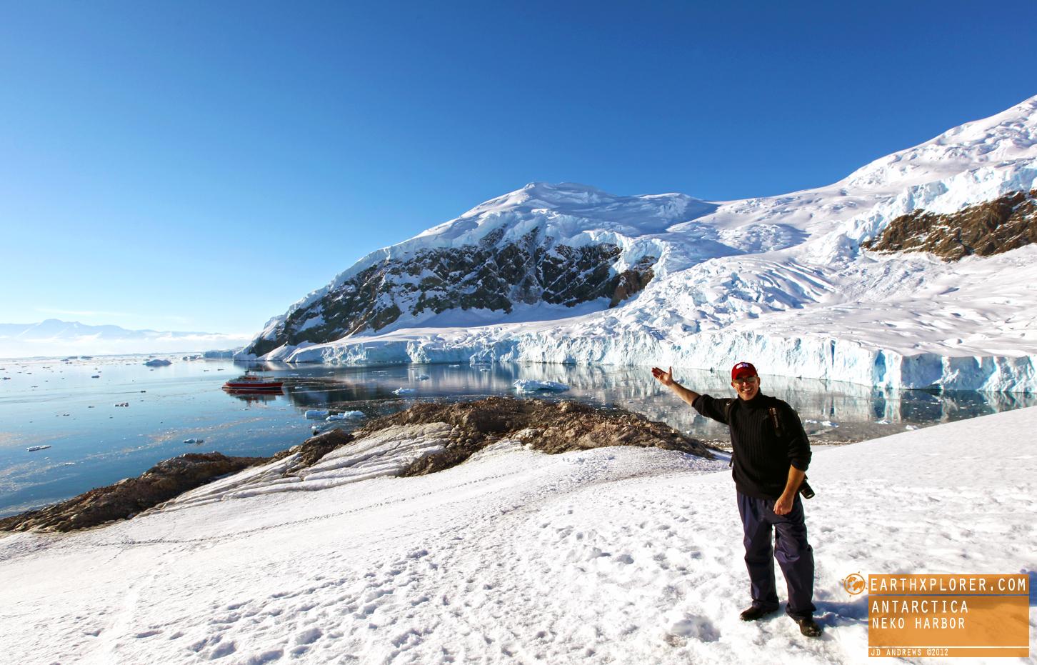 Neko Harbor - Antarctica