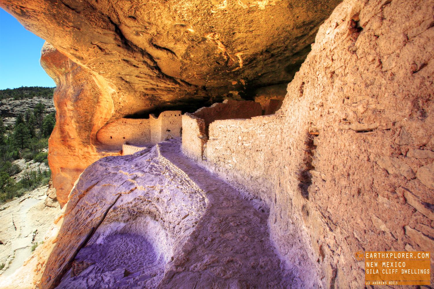 Come eXplore these five natural caves, created over thousands of years, located in Cliff Dweller Canyon.