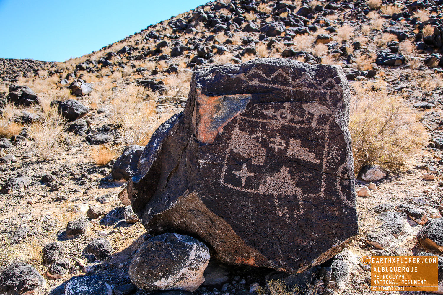 Petroglyph National Monument New Mexico 3.jpg