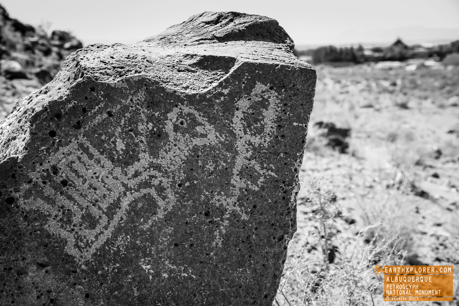 Petroglyph National Monument New Mexico 13.jpg
