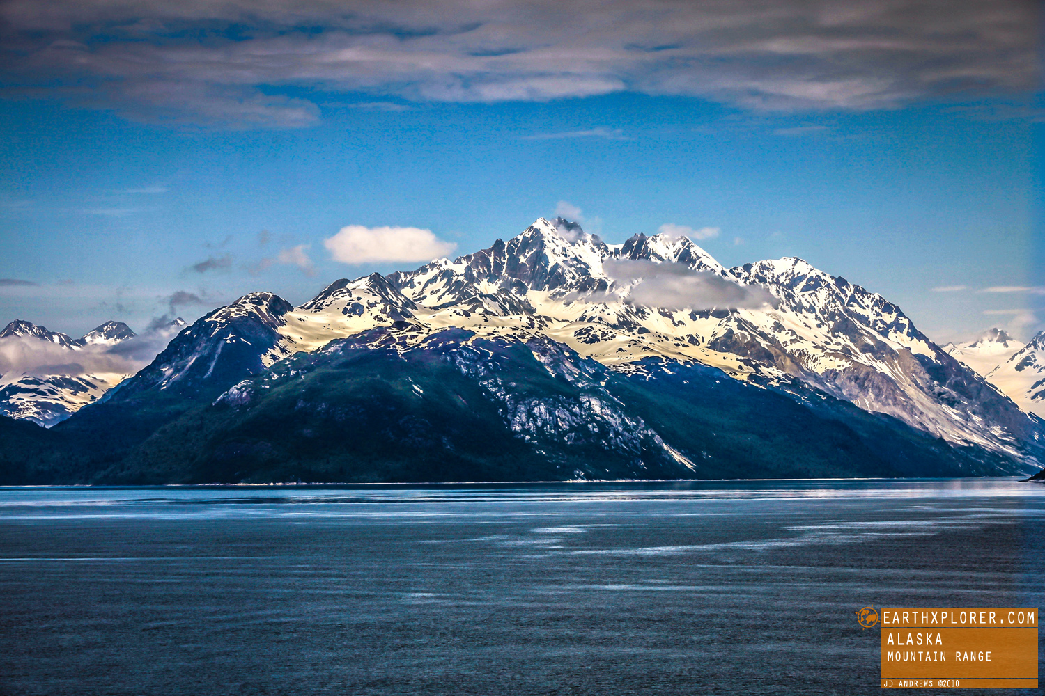 It's almost impossible to take a bad photo in Alaska.