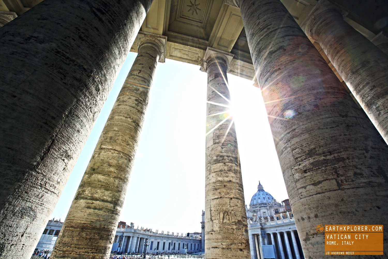 Vatican City is the smallest internationally recognized independent state in the world by both area and population.