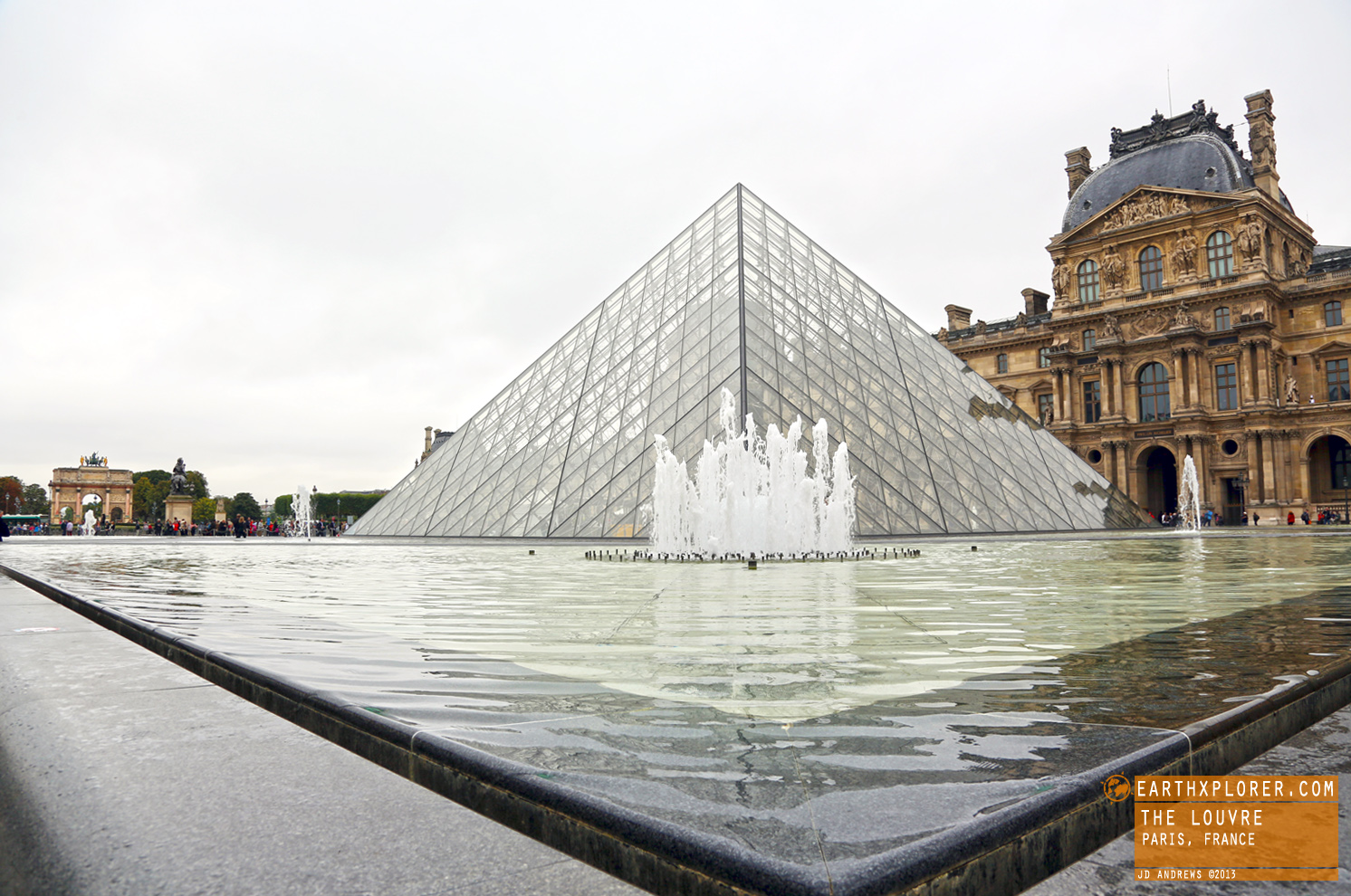 One of the world's largest museums and it's a historic monument