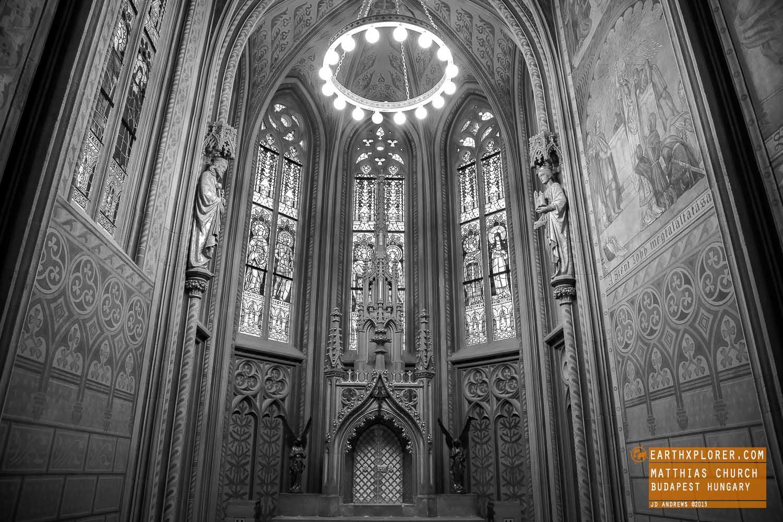 The St Steven Chapel