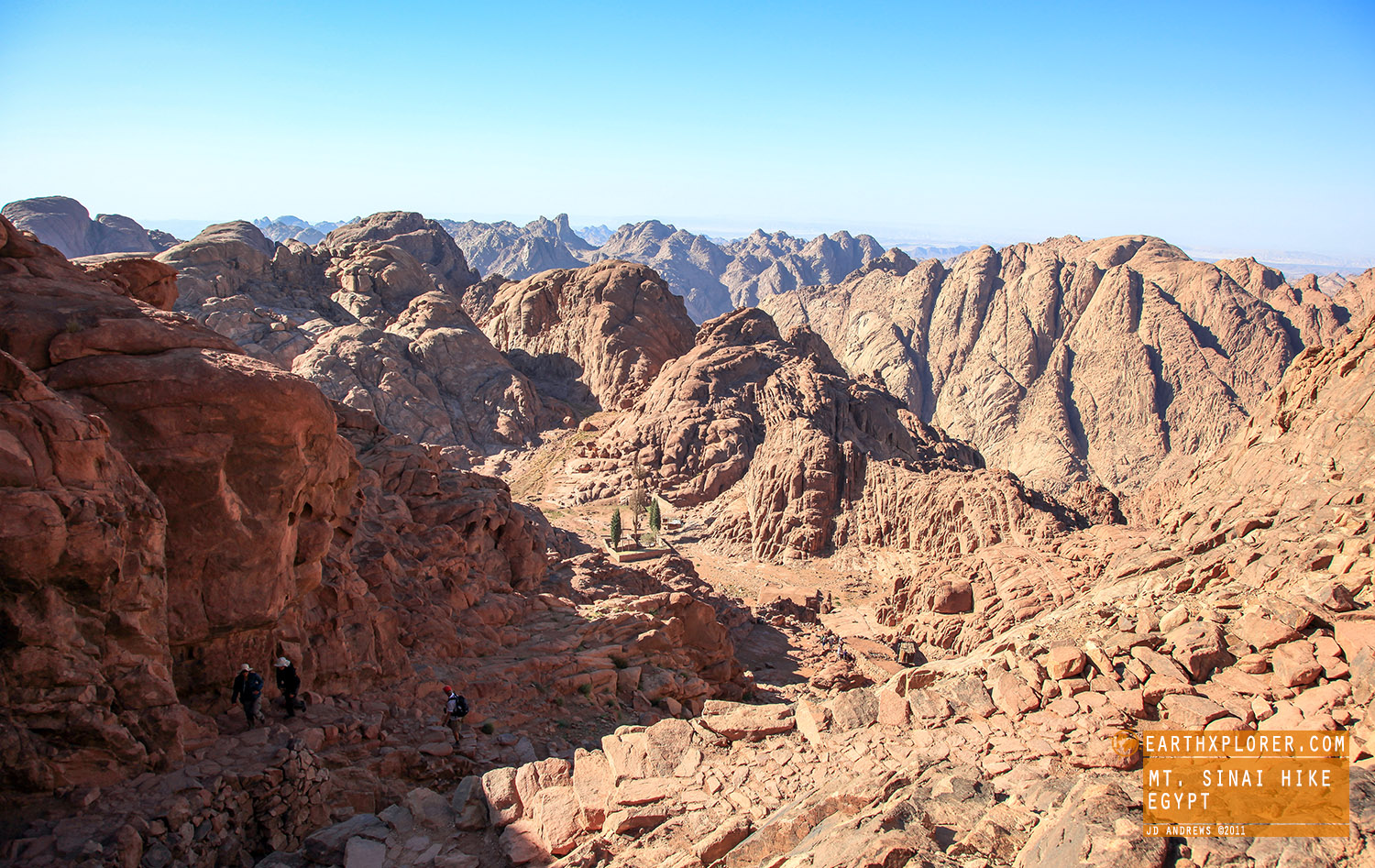 Mt Sinai Looking Down Trail Egypt.jpg