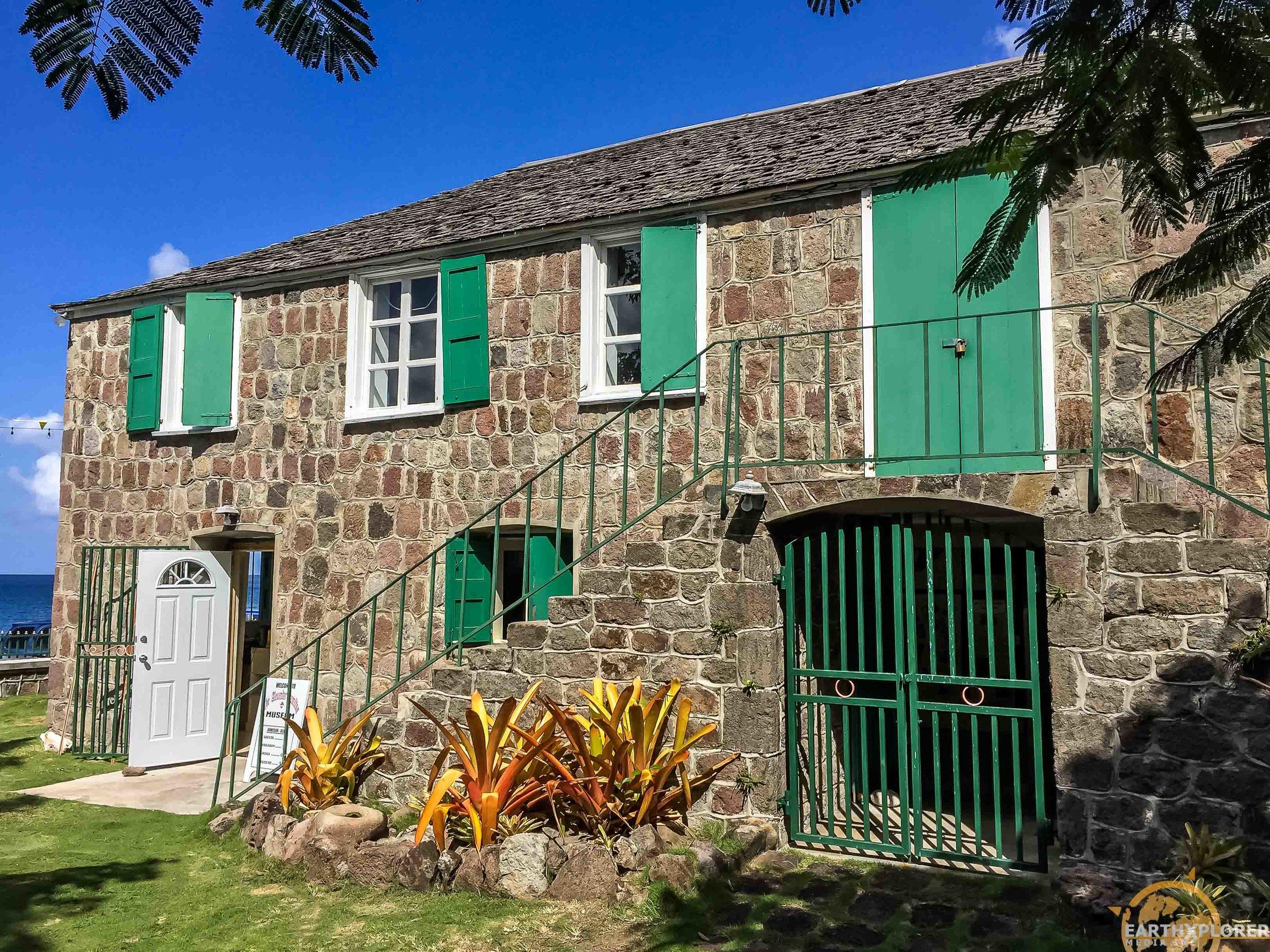 Nevis Museum Hamilton Birthplace earthXplorer.jpg