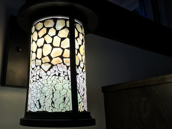 Light Fixtures -                                  nature inspired