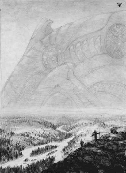Claire-Vallée -Sketch