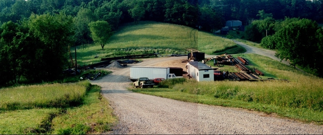 (Bailey's Steel in the late 1980's-early 1990's)
