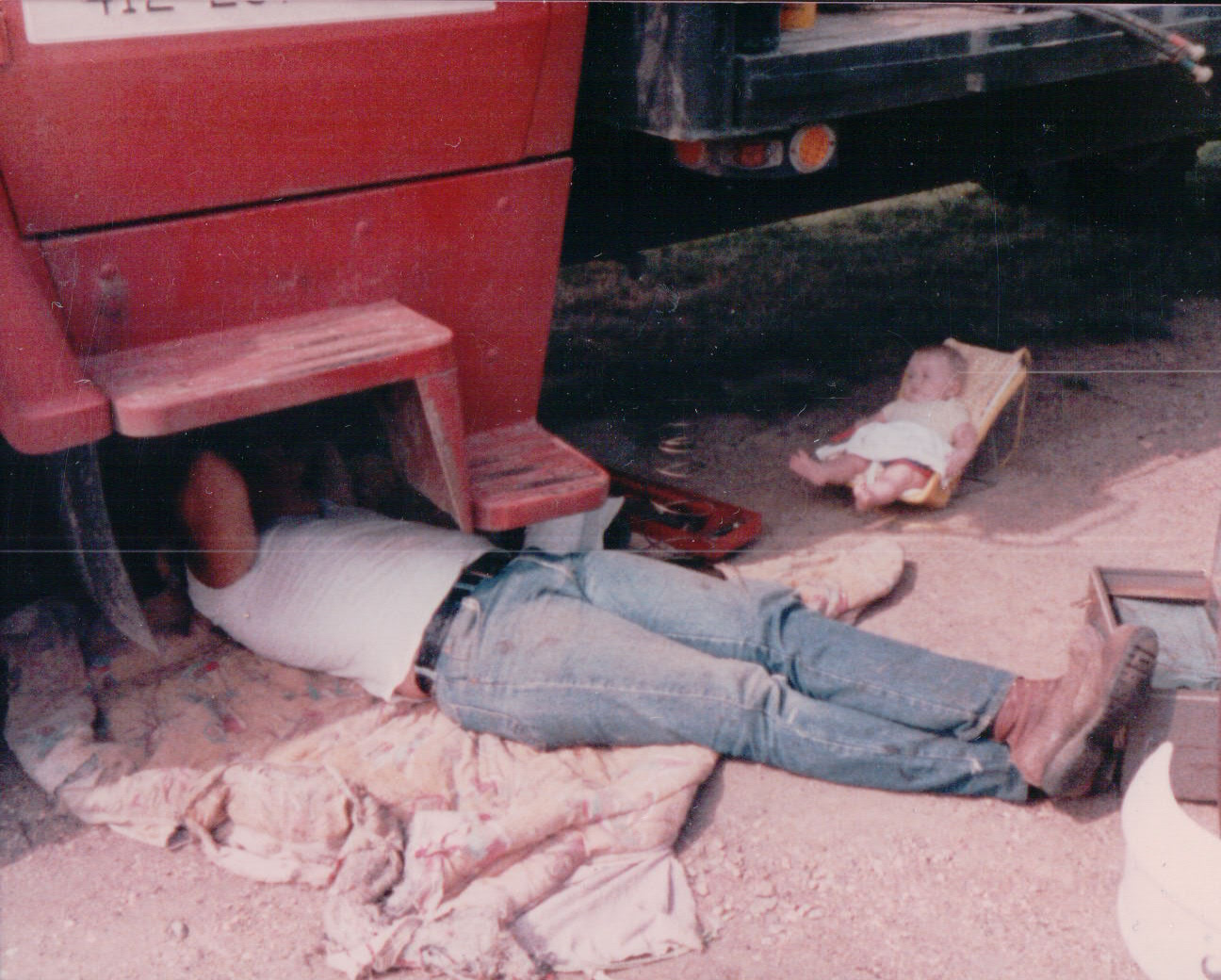 Daniel and Scott Bailey. 1984