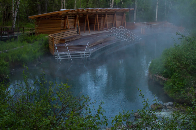 Liard River Hot Springs, British Columbia, Canon 7D with Canon EF 28-300mm @ 28mm, 1/320s at f/8, ISO 1600