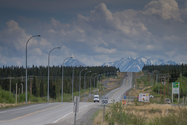 Haines Junction, Yukon, Canon 7D with Canon EF 28-300mm @ 28mm, 1/4000s @ f/8, ISO 1600
