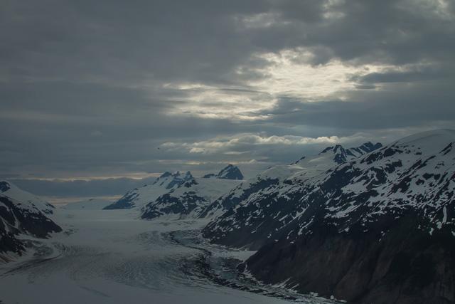 Salmon Glacier, British Columbia, Canon 7D with Canon EF 28-300mm @ 35mm, 1/1000s at f/16, ISO 400