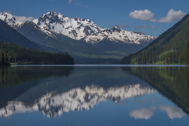 Duffey Lake, British Columbia, Canon 7D with Canon EF 28-300mm @ 60mm, 1/250s at  f/22, ISO 400