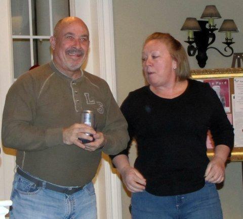 Kevin and Gerri Caico