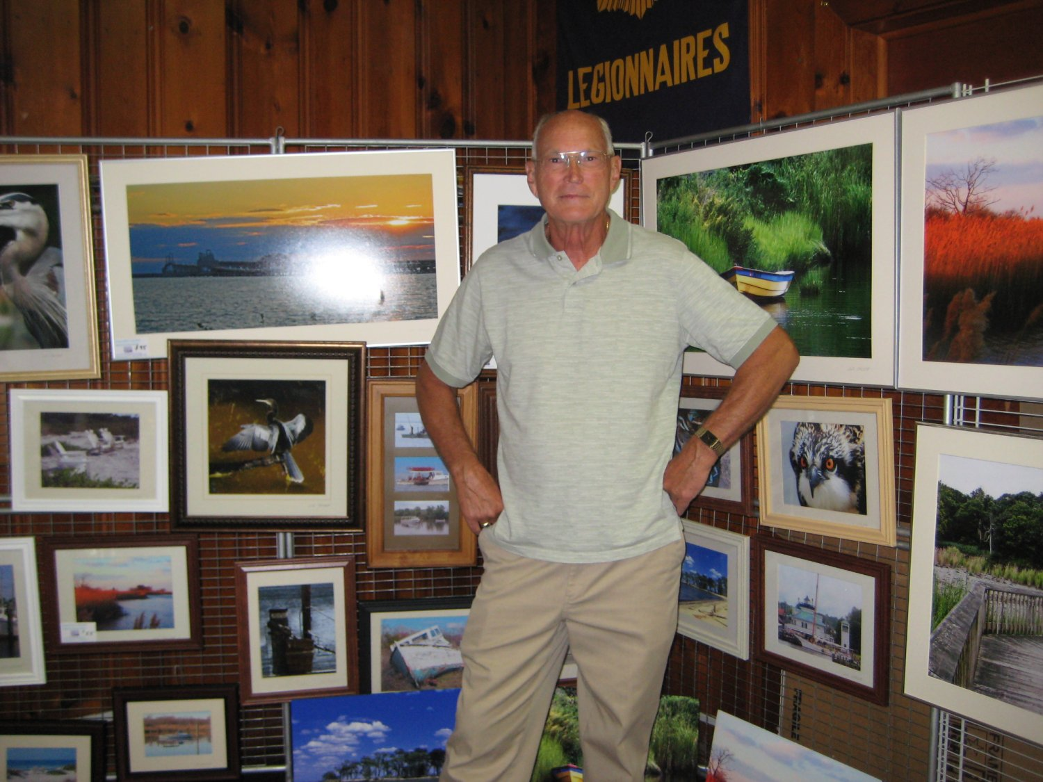 John Frichett and his stunning Eastern Shore Photography, Scenes, and Wildlife.