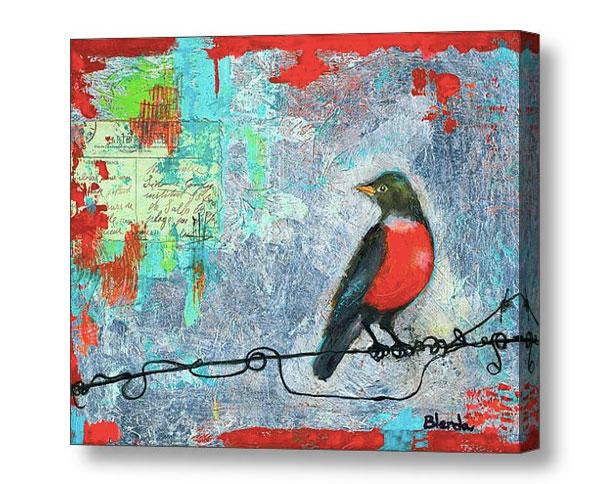 Robin Love Letter