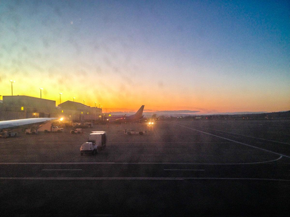 PDX Airport blendastudio.com