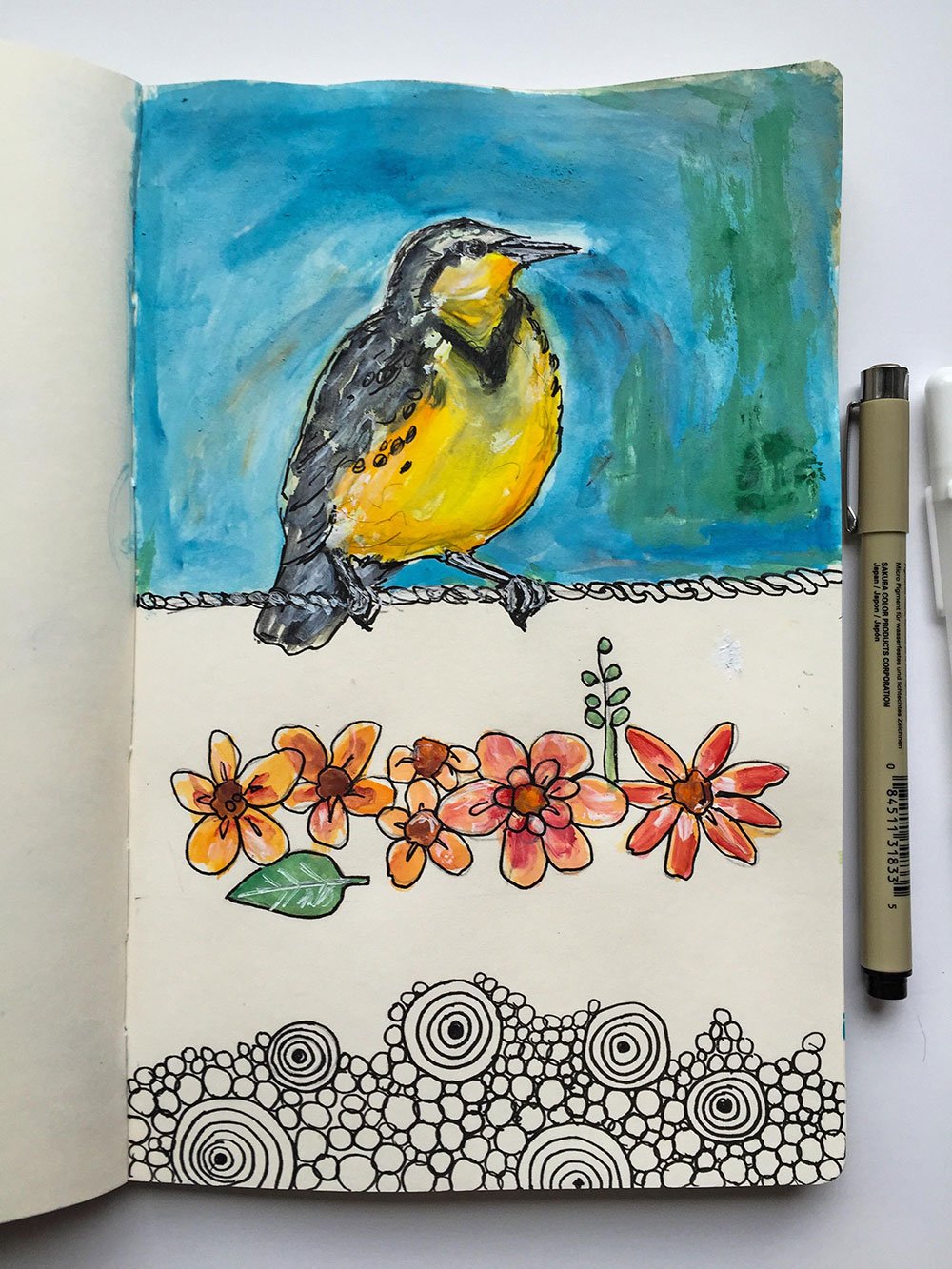 Meadowlark and Doodles