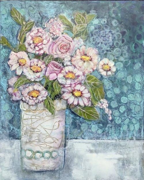 Bring Me Flowers by Blenda Tyvoll