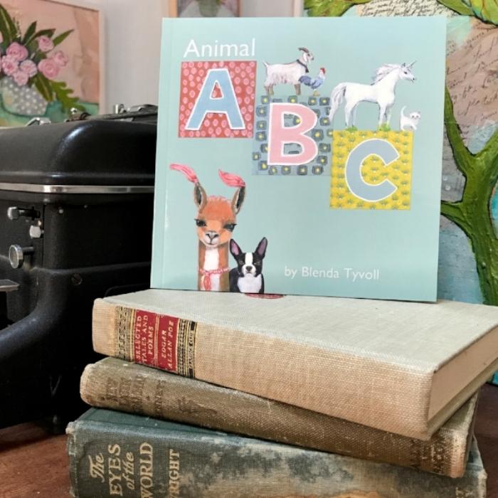Animal ABC by Blenda Tyvoll