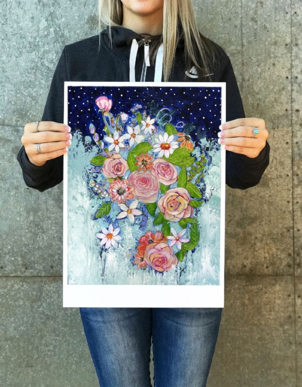 Purchase Celestial Sky print