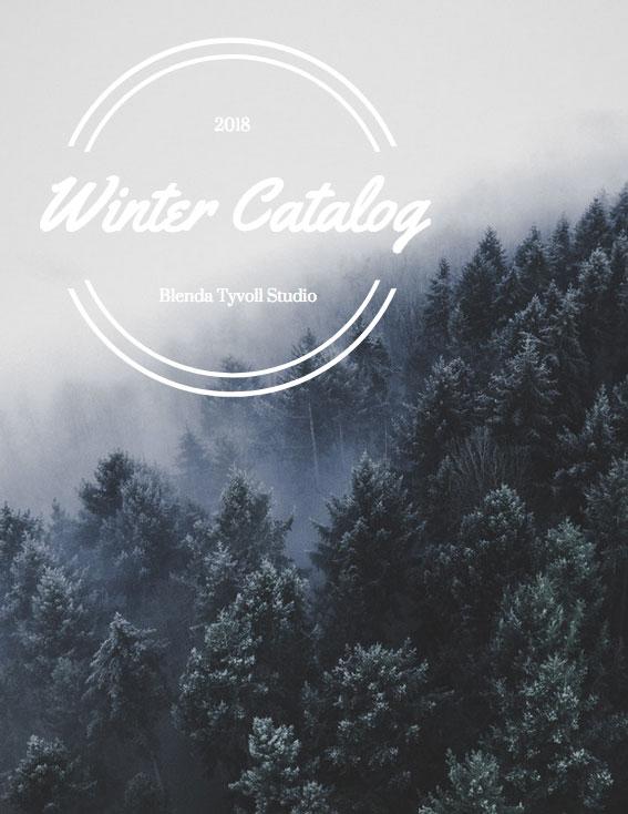 2018 Winter Catalog