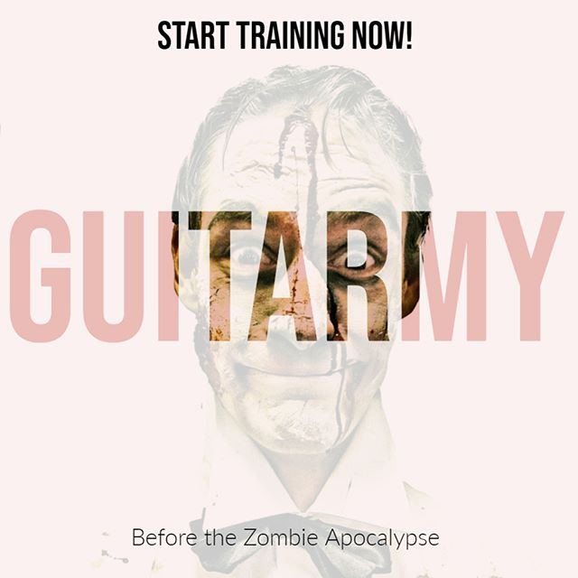GuitArmy is my new guitar learning platform where you get access to all of my online guitar courses, YouTube live events, live Skype lessons, exclusive monthly content, private Facebook page for GuitArmy, and more. The link to GuitArmy is in my profile link. DM me if you want a free month so you can check out GuitArmy.