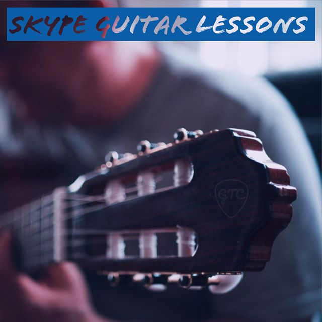 I offer Skype guitar, bass, and ukulele lessons at the Guitar Training Camp. The link to the website is in my profile link. I'm offering your first lesson for free when you sign up for lessons. What do you have to lose?