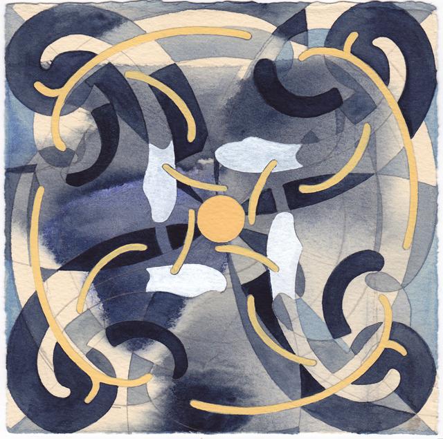 Propeller Mandala