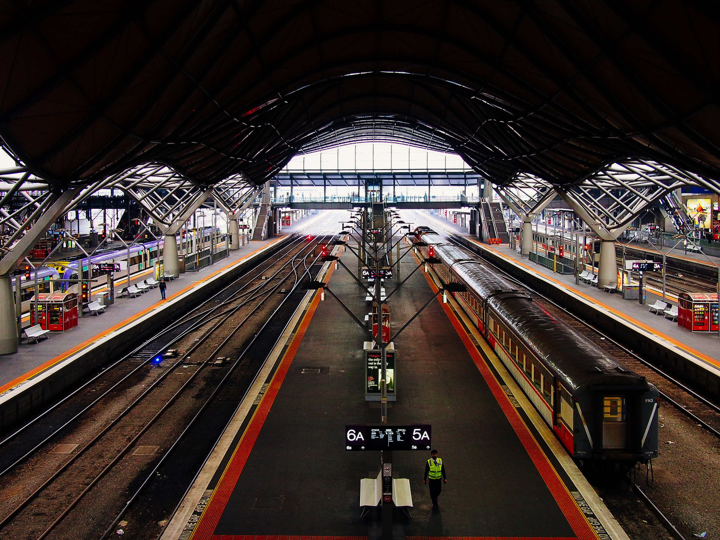 Southern Cross Railway Station
