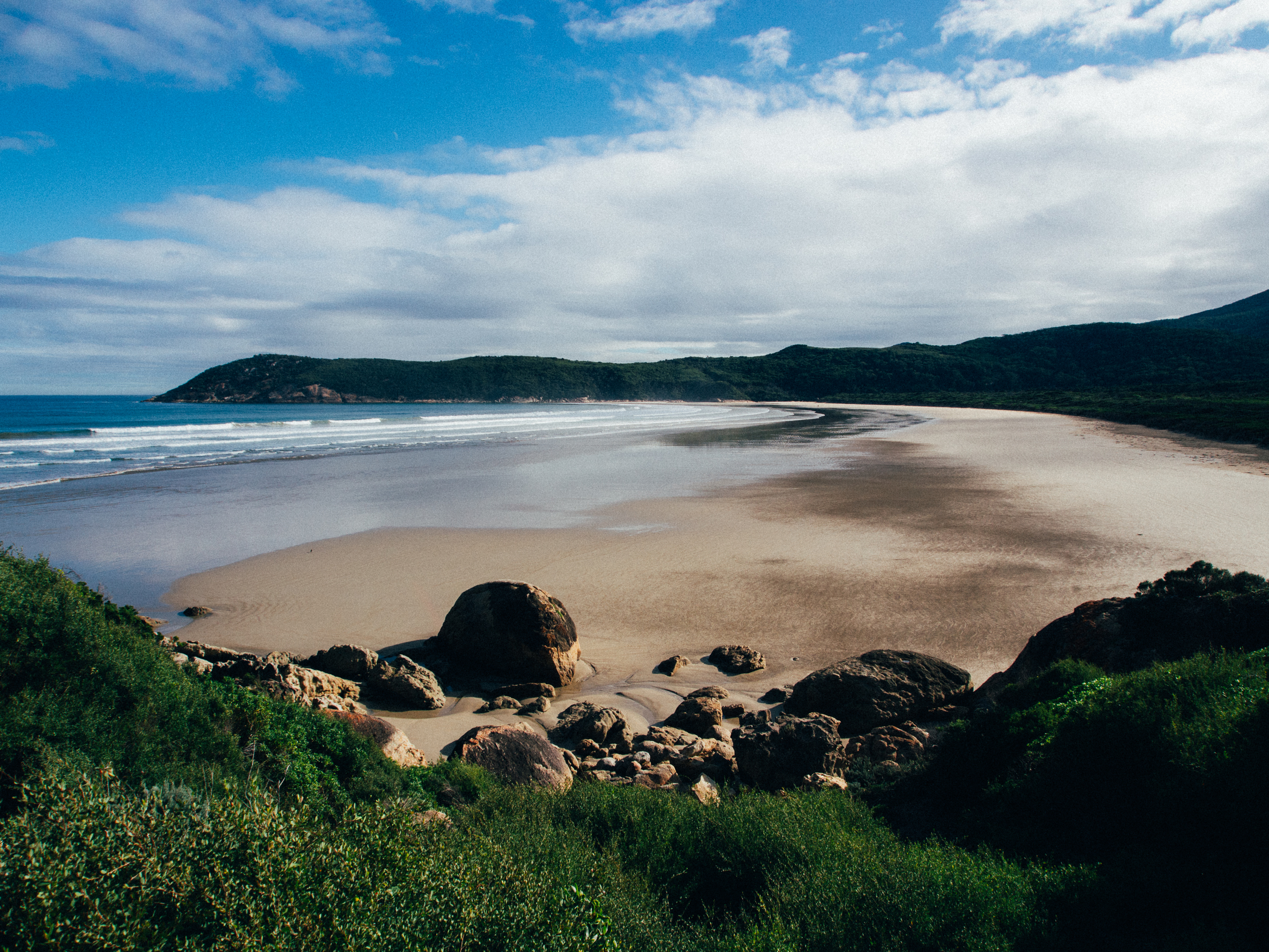 Norman Bay -Wilsons Promontory National Park