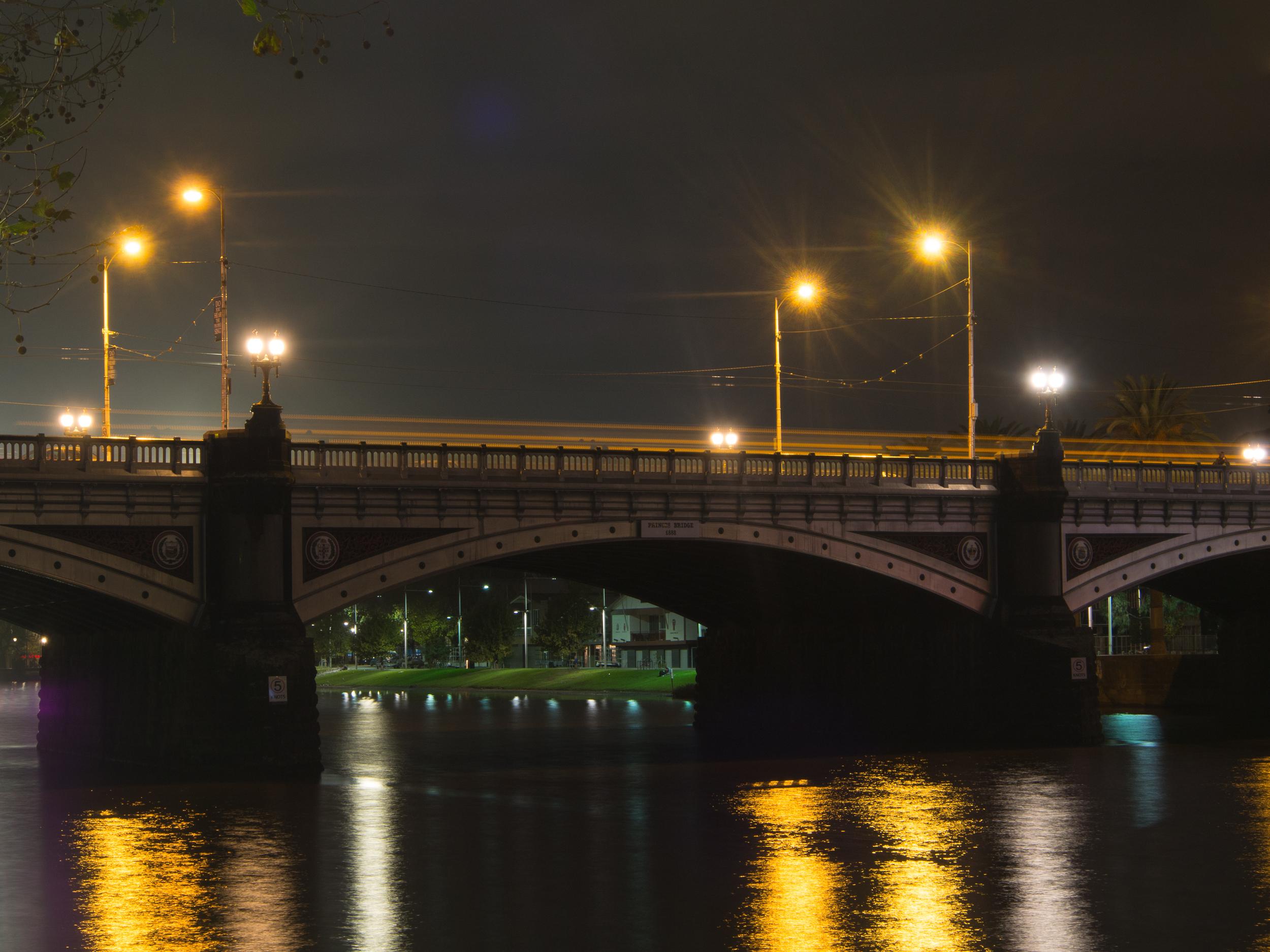 Princes Bridge - Melbourne