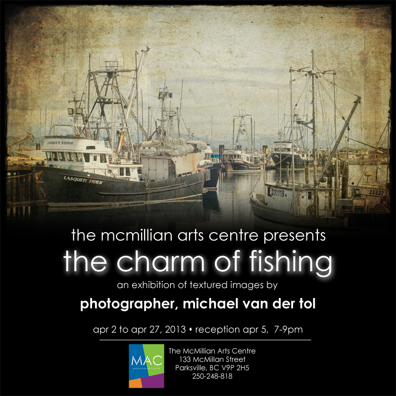 Poster - MAC Gallery - The Charm of Fishing - Frontside.jpg