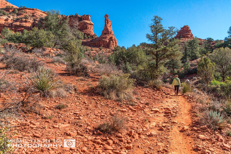 Boynton Canon Trail, Sedona, Arizona 2016