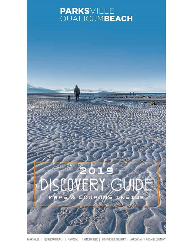 Thrilled to see one of my photos on the cover of the Parksville Qualicum Beach 2019 Discovery Guide. . . . . #VancouverIsland #BritishColumbia #Canada #PacificNorthWest #PNW #PNWCollective #ExploreBC #HikingBC #LeftCoast #WetCoast #ExploreMore #TheGreatOutdoors #WildernessCulture #PNWwonderland #TheNWadventure #TravelBC #NorthWestisBest #BestofBC #CanadaTheNorth #ArtofVisual #StayPNW #StayandWander #MyPQB #QualicumBeachVIC #QualicumBeach #Parksville