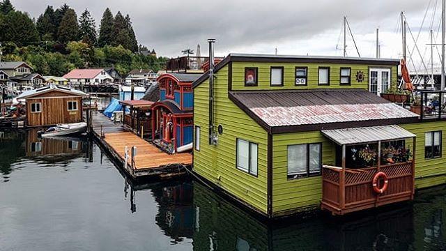 Living on Cow Bay. . . . . #VancouverIsland #BritishColumbia #Canada #PacificNorthWest #PNW #PNWCollective #ExploreBC #HikingBC #LeftCoast #WetCoast #ExploreMore #TheGreatOutdoors #WildernessCulture #PNWwonderland #TheNWadventure #TravelBC #NorthWestisBest #BestofBC #CanadaTheNorth #ArtofVisual #StayPNW #StayandWander #CowBay #CowichanBay