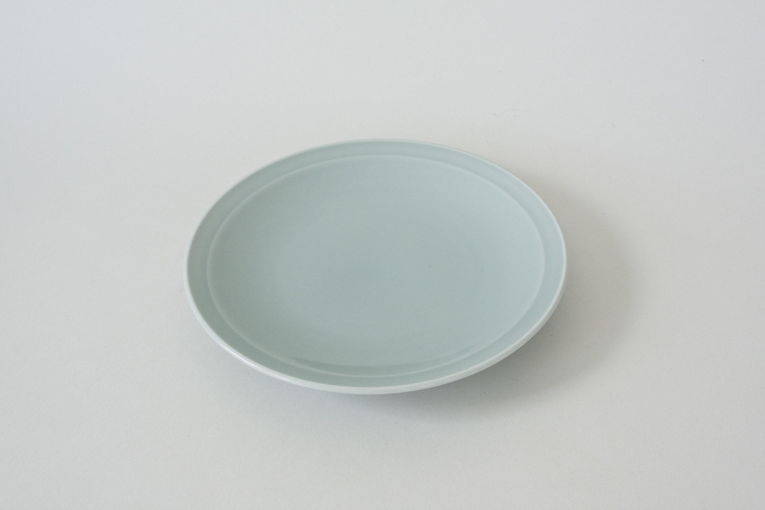 "240. japanese blue plate | 7.5"""