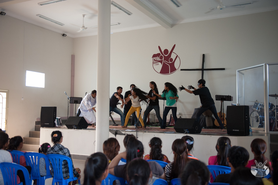 Youth Fellowship — In His Steps International