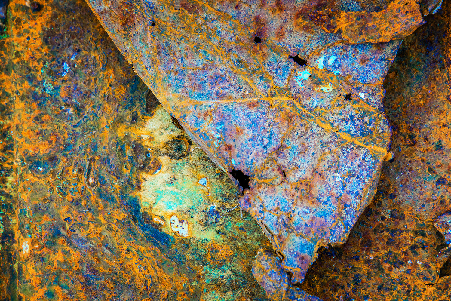 Rusted Metal - Texture