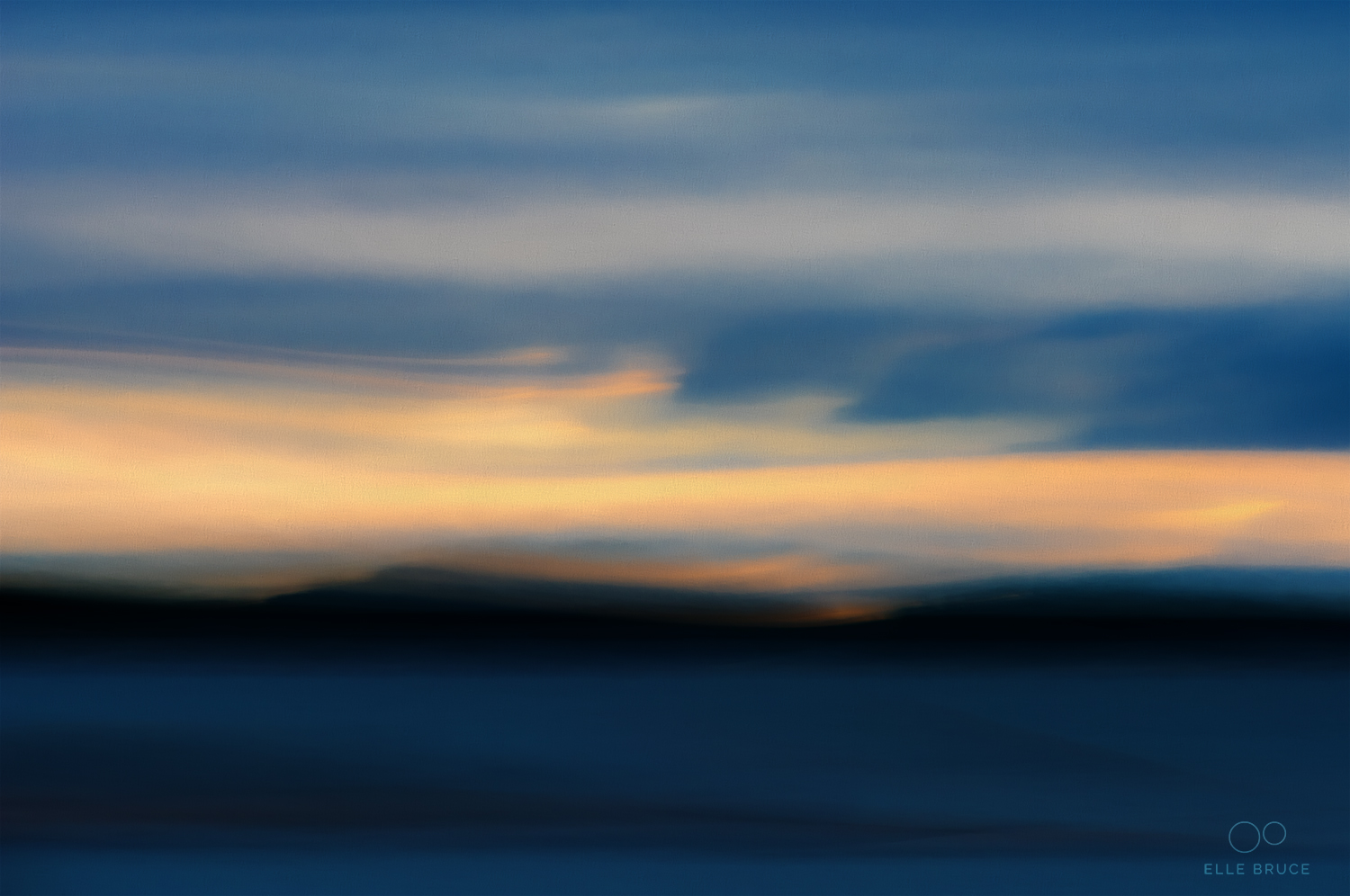 NORTHERN DAWN ©Elle Bruce  The soft and gentle nature of this image I created of the North Channel in Ontario reminds me of images I have seen made by  Christopher Armstrong  (known as christofink on Instagram).