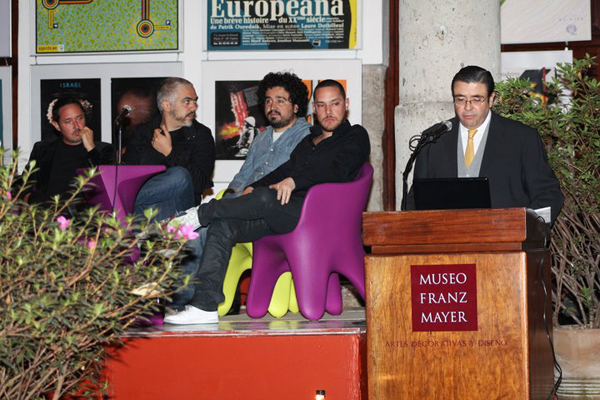 Mesa Redonda Glocal Design Magazine