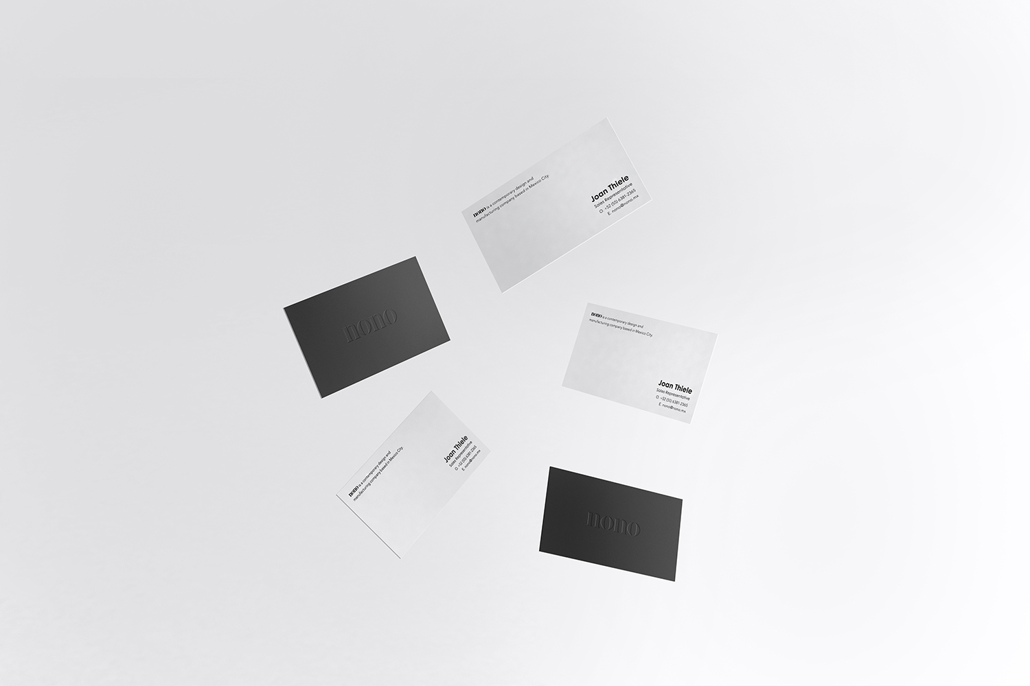 Sales Stationery