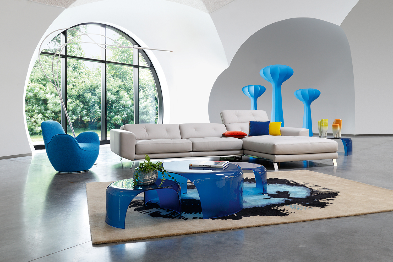 Bells on Roche Bobois Campaign