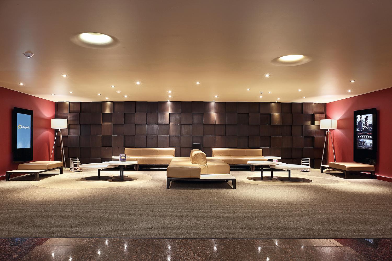 Lobby VIP furniture.