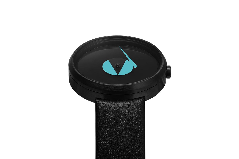 Compass watch.