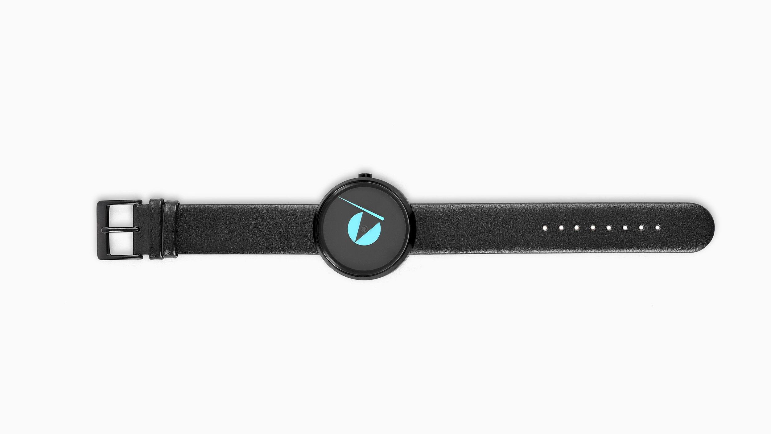 Compass watch