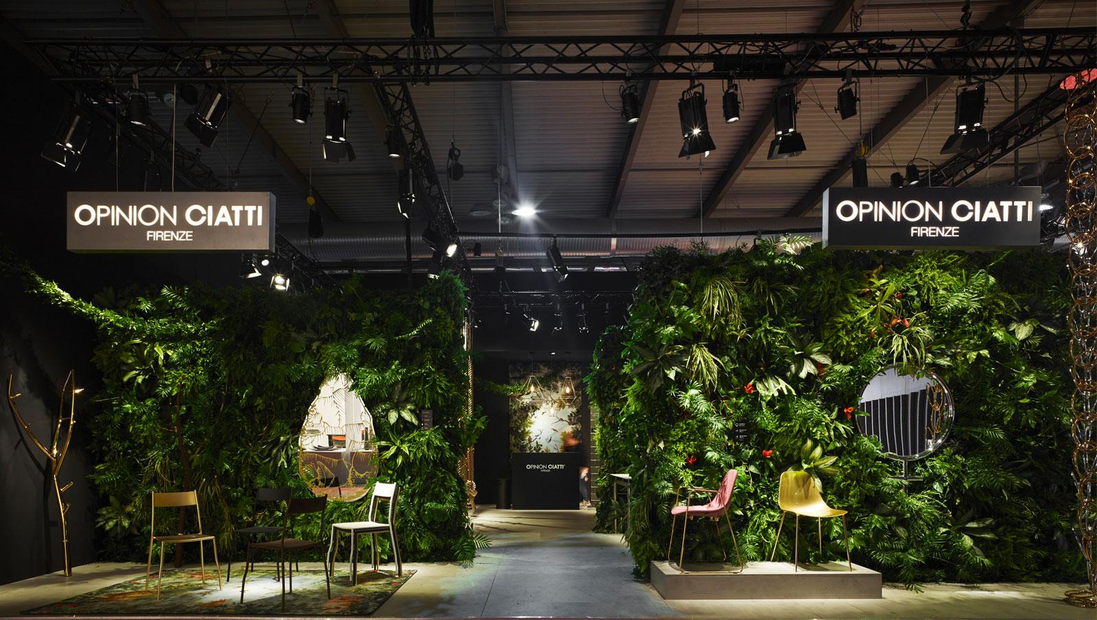 Opinion Ciatti at the Salone Internazionale del Mobile 2019