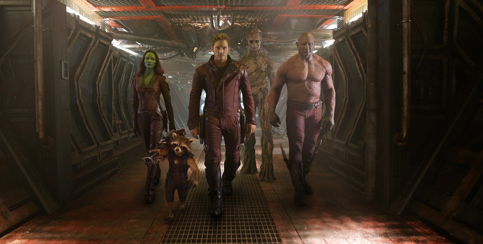 5. Guardians of the Galaxy